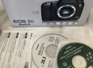 Brand New Canon Eos 5d Mark Ii Kit With Ef 24-70mm